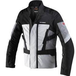 CHAQUETA SPIDI TRAVELER 2 H2OUT GRIS