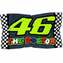 TOALLA DE PLAYA VR46 46 THE DOCTOR BEACH TOWEL