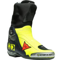 BOTAS DAINESE AXIAL D1 REPLICA VALENTINO ROSSI YELLOW/BLUE 2021