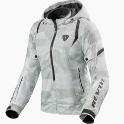 CHAQUETA REVIT FLARE 2 LADY CAMO/GREY/WHITE