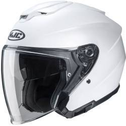 CASCO HJC I30 SEMI MATE PEARL WHITE