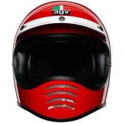 CASCO AGV X101 ROJO