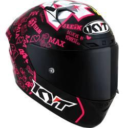 CASCO KYT NX-RACE REPLICA ESPARGARO 2020