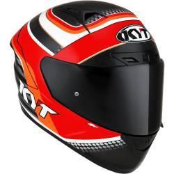 CASCO KYT NX-RACE REPLICA PIRRO CARBONO