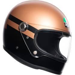 CASCO AGV LEGENDS X3000 SUPERBA GOLD/BLACK