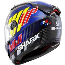 CASCO SHARK RACE-R PRO CARBON ZARCO SPEEDBLOCK