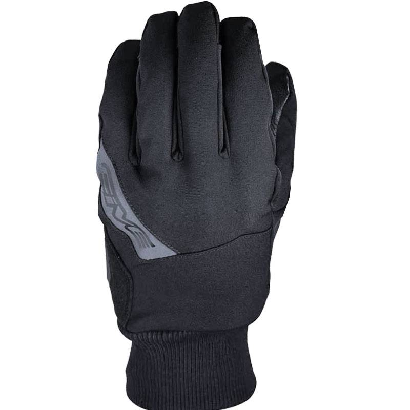 GUANTES FIVE WFX FROST WATERPROFF NEGRO