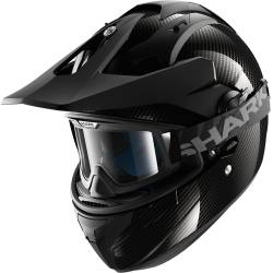CASCO SHARK EXPLORE-R CARBON SKIN CONVERTIBLE