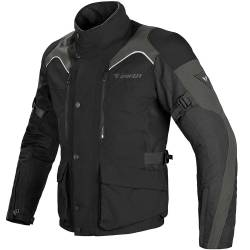 CHAQUETA DAINESE TEMPEST D-DRY NEGRA