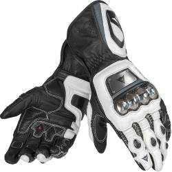 GUANTES DAINESE FULL METAL D1 BLANCOS