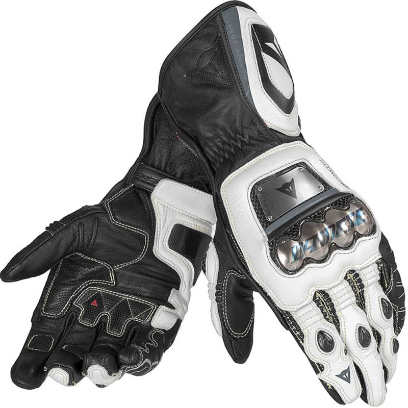 7a3d2e125cc GUANTES DAINESE FULL METAL D1 BLANCOS - Dainese Madrid