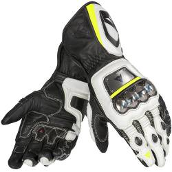 GUANTES DAINESE FULL METAL D1 AMARILLOS