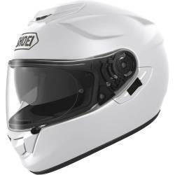 CASCO SHOEI GT-AIR BLANCO MONOCOLOR