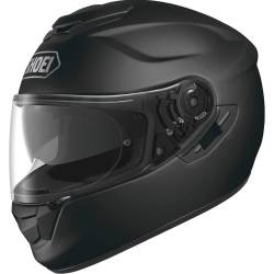 CASCO SHOEI GT-AIR NEGRO MATE MONOCOLOR