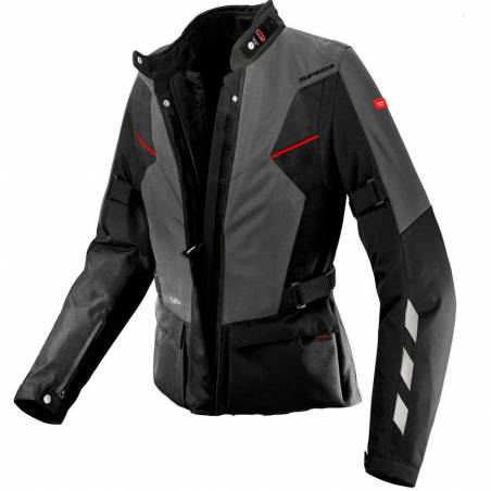 CHAQUETA SPIDI VOYAGER LADY H2OUT ICE