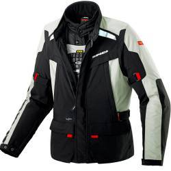CHAQUETA SPIDI SUPERHYDRO JACKET NRGRO/ICE