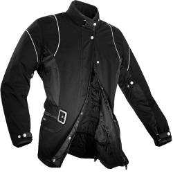 CHAQUETA SPIDI KAY LADY H2OUT NEGRO