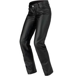 PANTALONES SPIDI MAGIC LEATHER LADY NEGRO