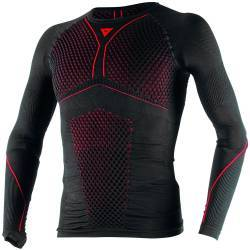 CAMISETA TERMICA DAINESE D-CORE THERMO TEE LS MAN ROJO