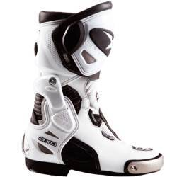 BOTAS AXO ARAGON RACING BLANCO