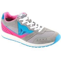 ZAPATILLAS DAINESE PADDOCK LADY GRIS/FUXIA
