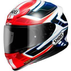 CASCO SHOEI NXR VALKYRIE TRICOLOR