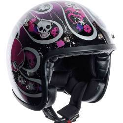 CASCO AGV RP-60 CAFE SKULLY