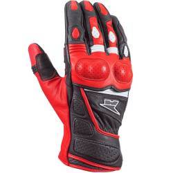 GUANTES AXO SHIELD ROJO