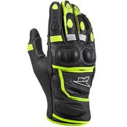 GUANTES AXO SHIELD AMARILLO