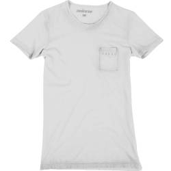 CAMISETA DAINESE POCKET BLANCA