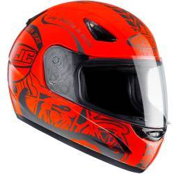 CASCO HJC CS-14 KILIK ROJO MC7