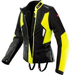CHAQUETA SPIDI VOYAGER LADY H2OUT AMARILLA
