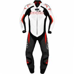 MONO SPIDI SUPERSPORT WIND PRO BLANCO/ROJO