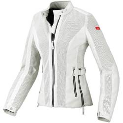 CHAQUETA SPIDI SUMMERNET LADY BLANCO