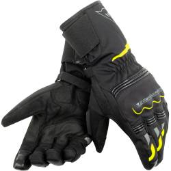 GUANTES DAINESE TEMPEST UNISEX D-DRY LONG AMARILLO