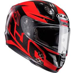 CASCO HJC RPHA11 CARBON LOWIN MC1