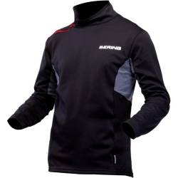 CAMISETA TERMICA BERING TOP WINDSTOPPER NEGRO