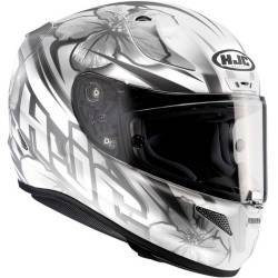 CASCO HJC RPHA11 CANDRA BLANCO MC10SF