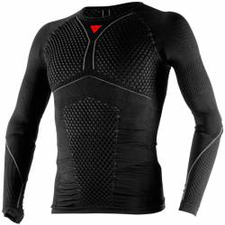 CAMISETA TERMICA DAINESE D-CORE THERMO TEE LS MAN GRIS.