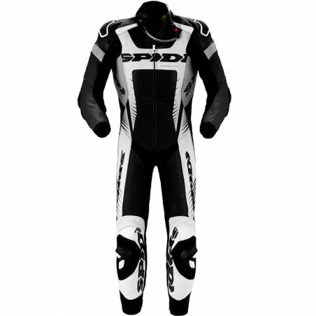 MONO SPIDI WARRIOR WIND PRO NEGRO/BLANCO