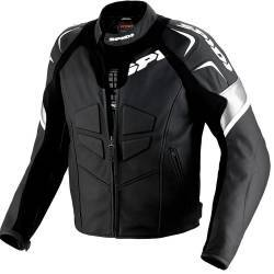 CHAQUETA SPIDI TRK EVO LEATHER JACKET NEGRA